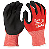 Milwaukee Dipped Gloves Cut Level 1 L/9 4932471417