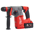 Milwaukee M18CHX-502X 18V Fuel SDS-Plus Hammer Kit