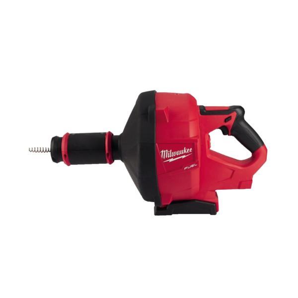 Milwaukee FUEL 18V Cordless Drain Cleaner 10MM (Zero Tool)
