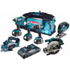 Makita DLX6067PT LXT 18v 6-Piece Combo Kit