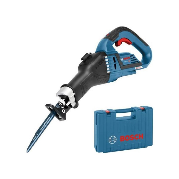 Bosch 18v Sabre Saw (Body Only) Supplied with Carry Case GSA18V-32N