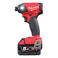 Milwaukee M18FID-503X 18v Fuel Impact Driver kit c/w 3 x 5Ah Batteries