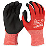 Milwaukee Dipped Gloves Cut Level 1 M/8 4932471416