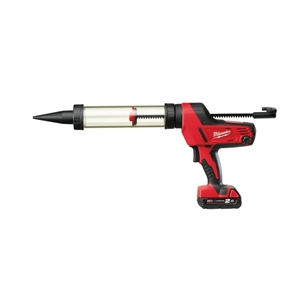 Milwaukee M18 Caulking Gun 400ml C18PCG400T-201B