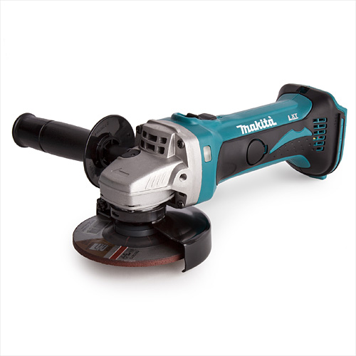 Makita DGA452Z 18v 115mm Angle Grinder (Body Only)