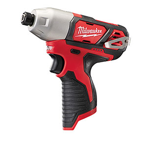 Milwaukee Sub Compact Impact Driver M12BID-0 Body Only