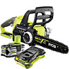 Ryobi ONE+ Brushless Chainsaw Starter Kit RCS1830-150
