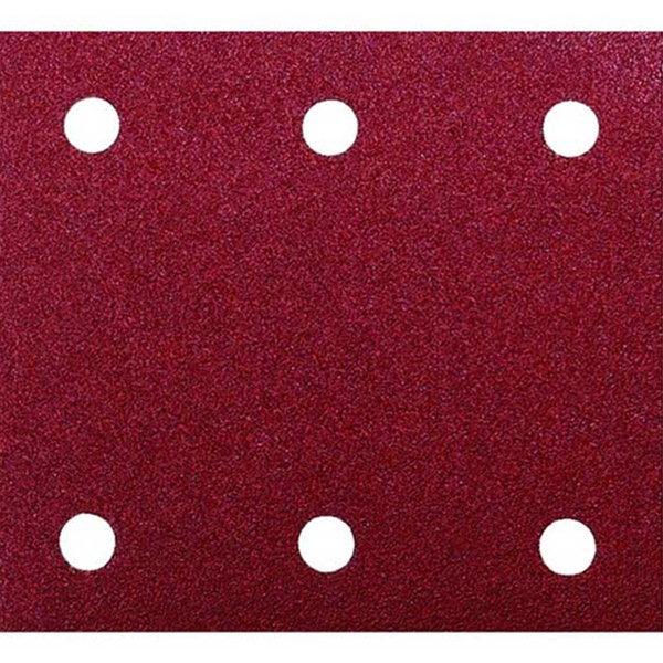 P-33124 120 Grit 1/4 Sanding Sheets 10 Pack