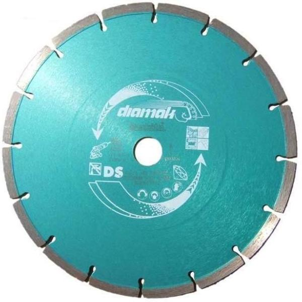 Makita D-61145 230mm(9 inch) 22.23 bore diamond blade to fit the GA9020.