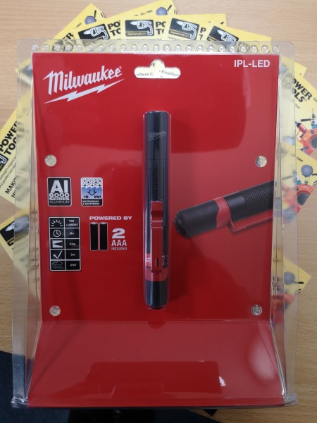 Milwaukee IPL-LED Alkaline Pen Light