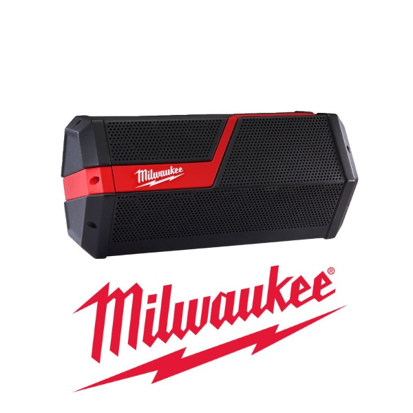 Milwaukee M1218JSSP Bluetooth Speaker (Zero Tool)