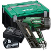 HIKOKI NR1890DBCL/JP 1st Fix 18v Nailer Kit with 2 x 5Ah Batteries